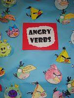 Room 121: Angry Verbs!