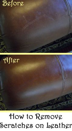 How to Remove Scratches on #LeatherFurniture? #furniturerepair http://www.santaferanch.com/