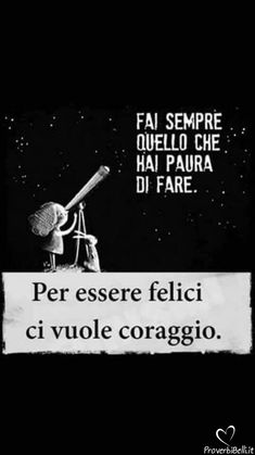 Frasi Belle Aforismi e Citazioni per Whatsapp - ProverbiBelli.it Motivational Quotes, Inspirational Quotes, Italian Quotes, Magic Words, Beautiful Words, Cool Words, Life Lessons, Favorite Quotes, Quotations