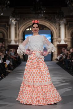 We Love Flamenco 2020 - Sevilla Flamenco Skirt, Belly Dance, Lace Skirt, Polka Dots, Maxi Skirts, Party Outfits, Long Dresses, Shirts, Clothes