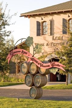 Wine Country Travel: Lodi, California
