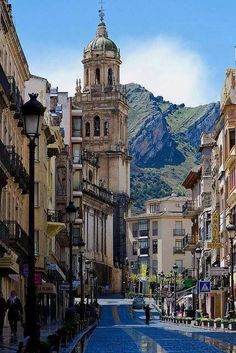 Jaén City - Andalusia, Spain