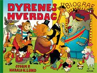 Dyrenes Hverdag (Everyday Life of Animals) - at least 50 years old... - Robert Storm P. - Denmark