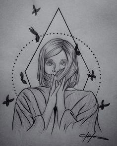 My Aurora drawing... Love her! ❤️