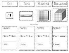 Place Value Worksheets | Place Value Worksheets for Practice