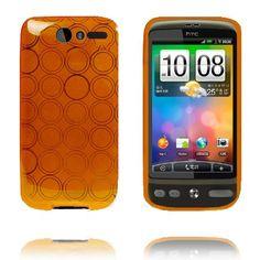 Amazona (Oransje) HTC Desire G7 Deksel
