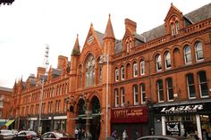 George's St Arcade on Dublinin ja koko Euroopan vanhin ostoskeskus. Kuva: Ainhoa I., flickr.com, CC BY 2.0.