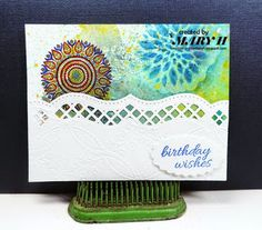 Happy Little Stampers Sketch Challenge - May 2015