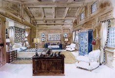 INTERIOR DESIGN ∙ CHALETS ∙ GSTAAD - Todhunter EarleTodhunter Earle
