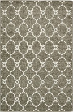 Brown 152cm x 245cm Transitional Indoor/Outdoor Rug | Area Rugs | AU Rugs