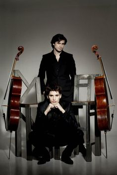 2CELLOS, Luka Sulic & Stjepan Hauser 2 amazing cellists