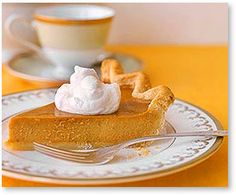 Traditional Low Carb Pumpkin Pie