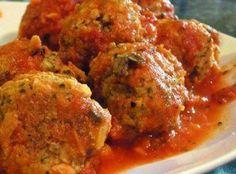 Absolute Best Italian Meatballs Recipe