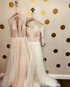 Some of our new favorites from @divineatelier #tulle #lace #bride #weddingdress #illusionlace