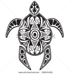 Find Turtles Maori Style stock images in HD and millions of other royalty-free stock photos, illustrations and vectors in the Shutterstock collection. Thousands of new, high-quality pictures added every day. Tatuajes Tattoos, Leg Tattoos, Tatoos, Arte Tribal, Tribal Art, Polynesian Girls, Polynesian Tattoos, Zentangle, Los Mejores Tattoos