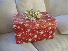 Christmas Adventure Box: December 1: The Greatest Gift