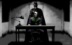 Batman And Joker HD Wallpapers. For more cool wallpapers, visit: www.Hdwallpapersbank.com You can download your favorite HD wallpapers here .. It's free
