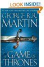 A Game of Thrones (A Song of Ice and Fire, Book 1)  by George R.R. Martin (Hardcover)