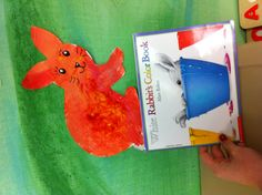 mixing colors; use with White Rabbit\'s Color Mixing Book ...