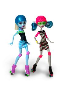 Monster High Roller Maze Gift Set