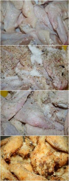 asas de frango muito crocante não o deixará indiferente, especial#receita#bolo#torta#doce#sobremesa#aniversario#pudim#mousse#pave#Cheesecake#chocolate#confeitaria#mente se você enviar a eles uma cerveja gelada ...