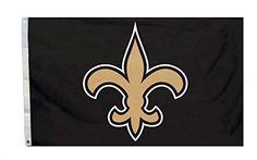 NFL Sports Fan Premium Team Logo 3'x5' Flag Banner
