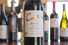 The Reverse Wine Snob: Cune Rioja Crianza 2010 - Drinkability Defined. Rioja delivers again. Available at a great price and free shipping from a sponsor. http://www.reversewinesnob.com/2015/03/cune-rioja-crianza.html