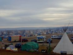 Our elders leading the resistance at Standing Rock are very wise.