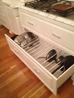 Fabulous pan storage kitchen 5 | Flickr – Photo Sharing!