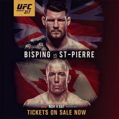 UFC 217 promo I made