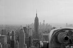 Manhattan by John Casino, via 500px