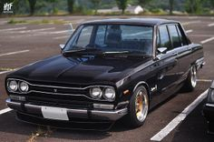 Nissan GC 10 Skyline