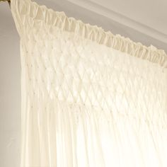 smocking curtain!!! So pretty!!!