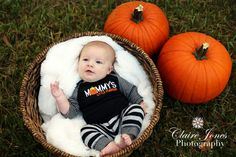 First Halloween baby pictures