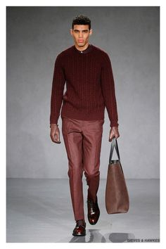 Gieves & Hawkes Fall/Winter 2015 Menswear Collection