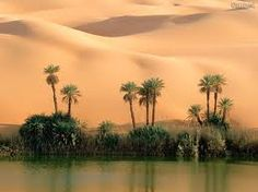 Deserto do Saara -  Norte África