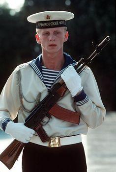 Soviet Navy Infantry