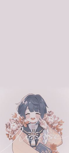 Soft Wallpaper, Cute Wallpaper Backgrounds, Cute Cartoon Wallpapers, Animes Wallpapers, Bff Drawings, Cute Kawaii Drawings, Anime Wallpaper Phone, Kawaii Wallpaper, Character Wallpaper