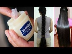 How To Use Vaseline For Extremely Fast And Faster Hair Growth How to Use Vaseline on Your Hair How To Use Curry Leaves For Hair Growth Faster. Hair Masks For Dry Damaged Hair, Hair Mask For Growth, Hair Growth Shampoo, Hair Remedies For Growth, Hair Growth Treatment, Hair Growth Tips, Soft Hair, Silky Hair, Vaseline For Hair