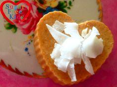 Sugar Free, Gluten Free, Dairy Free treat for Valentine's Day