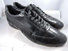 fd17292fb58e0f Footwear Inspiration · Puma Black Label Shoes Leather Men Size 9  PUMA   Oxfords Mens Designer Shoes