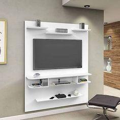 Imagini pentru painel para tv Tv Unit Interior Design, Tv Unit Furniture Design, Tv Wall Design, Living Room Partition, Ceiling Design Living Room, Heart Wall Decor, Tv Wall Decor, Wall Mounted Tv Unit, Modern Tv Room