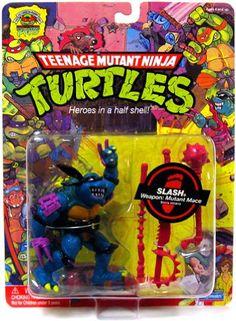 Teenage Mutant Ninja Turtles 25th Anniversary Action Figure Slash Playmates http://www.amazon.com/dp/B0033T2ZKS/ref=cm_sw_r_pi_dp_OO8wub13AA2SB