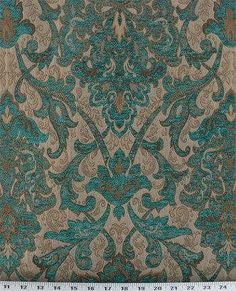 Fabric Sample-Upholstery Fabric Drapery Fabric Tuscan look for tulled leather