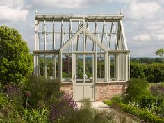 Griffin Glasshouses, Lean To / Offset Ridge Glasshouses and Orangeries