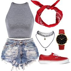 Untitled #5 by elbisa-sa on Polyvore featuring polyvore, moda, style, Vans, Larsson & Jennings, Wet Seal and Boohoo