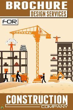 Brochure Design Services - Construction Companies