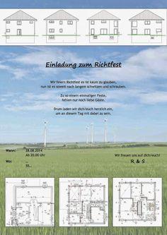 richtfest richtfest pinterest richtfest hausbau und. Black Bedroom Furniture Sets. Home Design Ideas