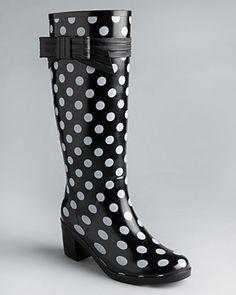 kate spade new york Tall Rain Boots - Randi Too   Bloomingdale's