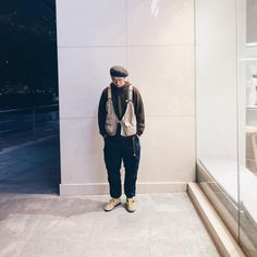 Japan Men Fashion, Mens Fashion, Normcore, Hero, Outdoor, Instagram, Style, Moda Masculina, Outdoors